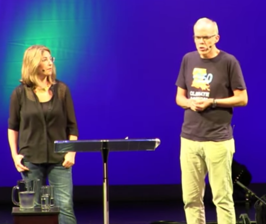 Naomi Klein & Bill McKibben: 350.org event Off+On: The Climate Movement and the Road Through Paris (9/10/15)