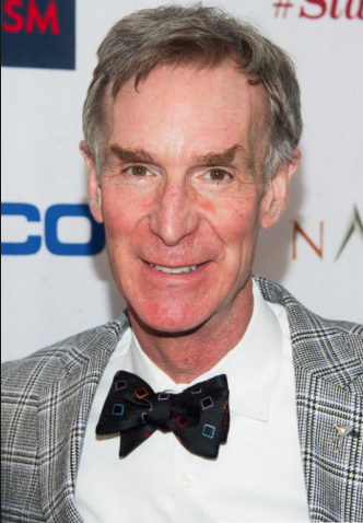 "Bill Nye the ""Science Guy"""