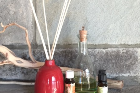 Make your Own Aromatic Diffuser