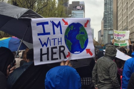 March for Science – Earth Day 2017
