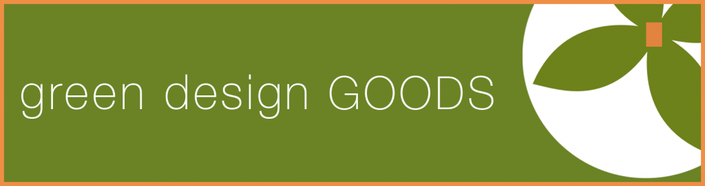 Green Design GOODS logo