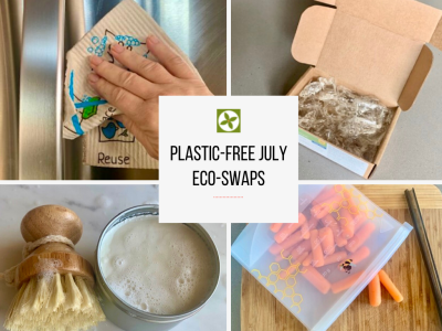 Plastic-Free July:  Lighten your Footprint with Easy Eco-Swaps