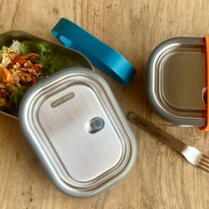 Stainless Steel Lunch Box • Green Design Goods